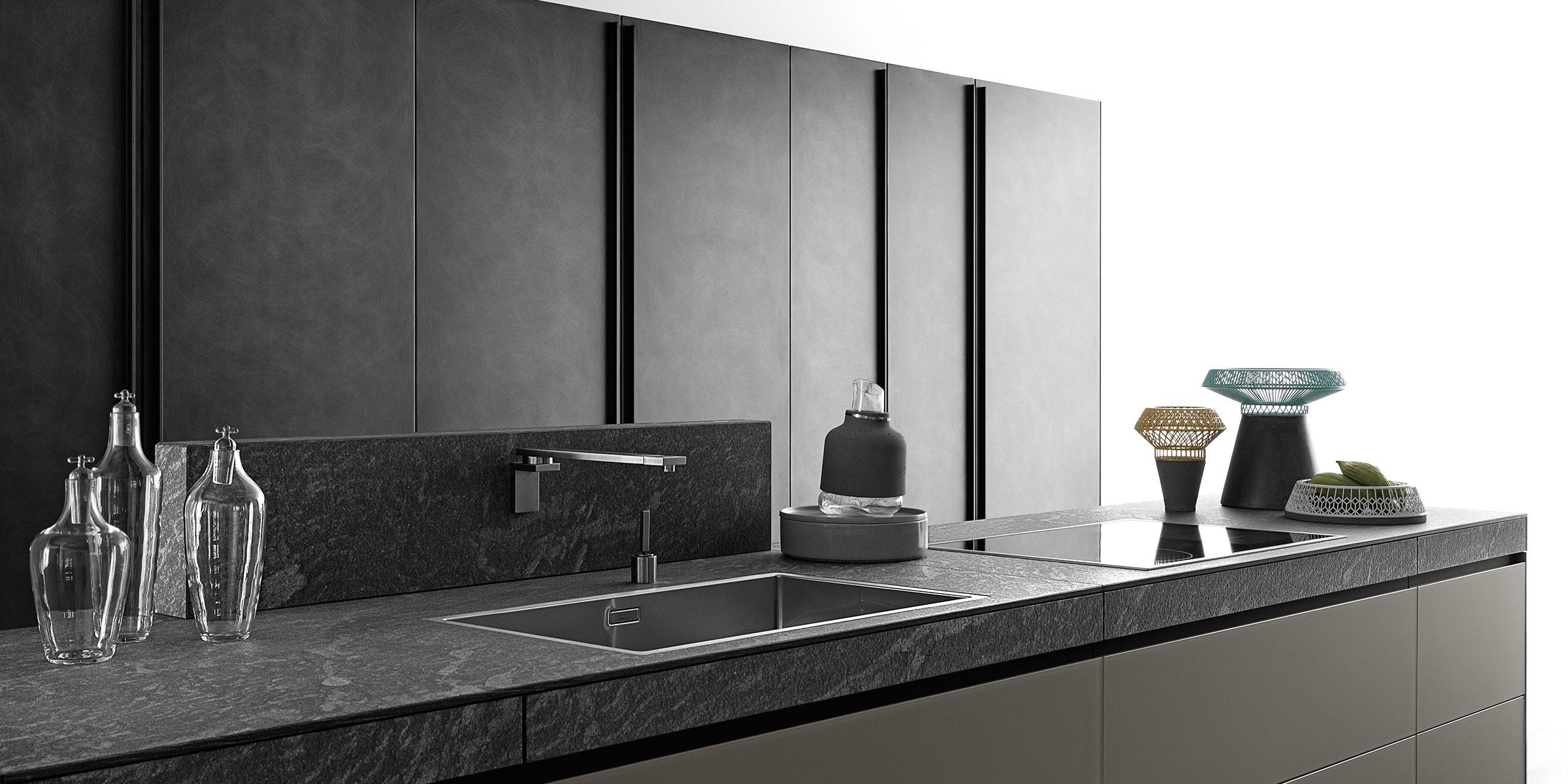 Valcucine cucine moderne e componibili di design for Cucine lusso moderne