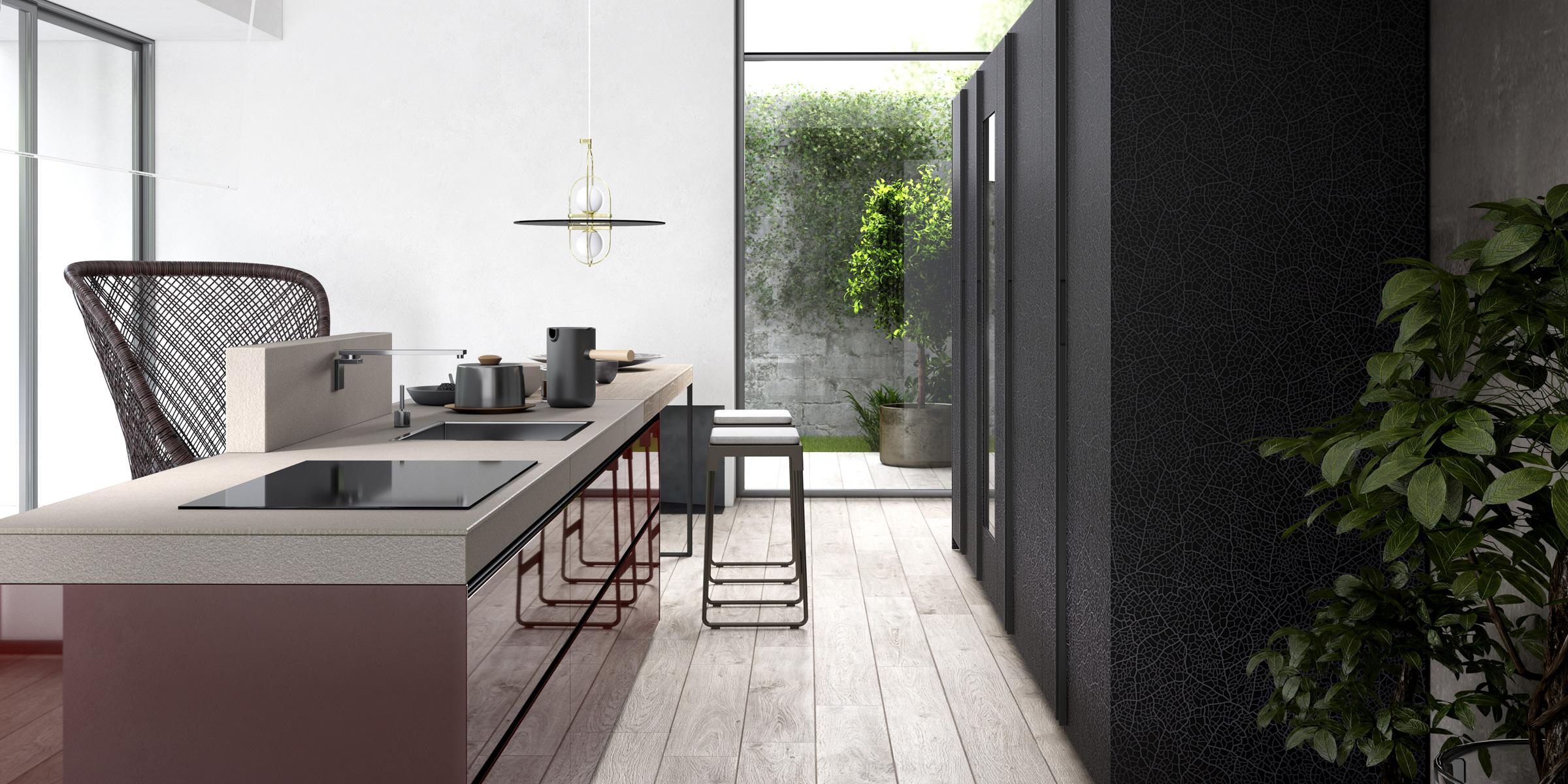 Valcucine | Modern and Fitted Designer Italian Kitchens