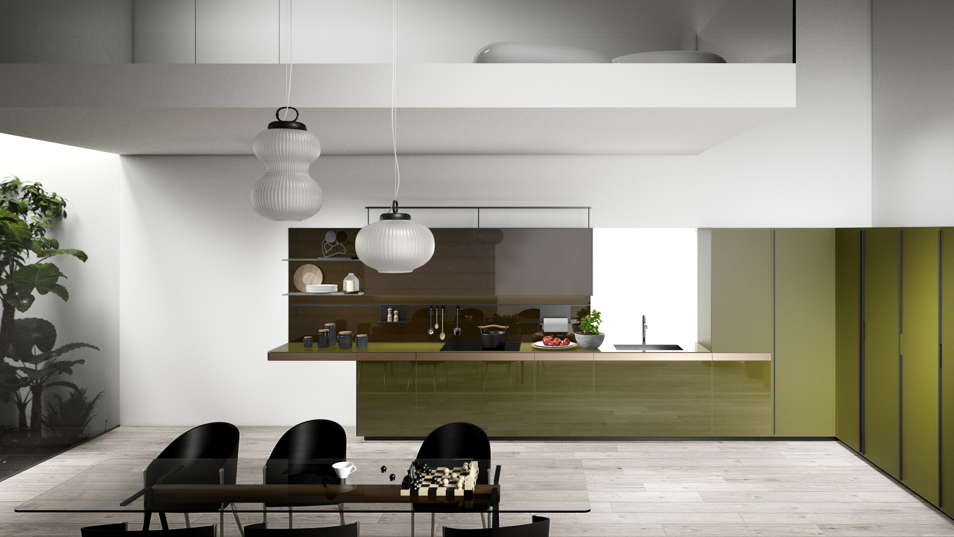 Valcucine Modern And Fitted Designer Italian Kitchens