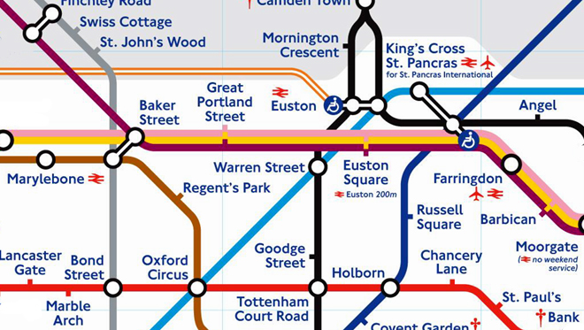Valcucine London Tube
