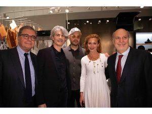 Armando Branchini; Giuseppe Di Nuccio; Joe Bastianich; Beatrice Venezi; Alan Friedman