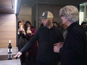 Giuseppe Di Nuccio; Joe Bastianich