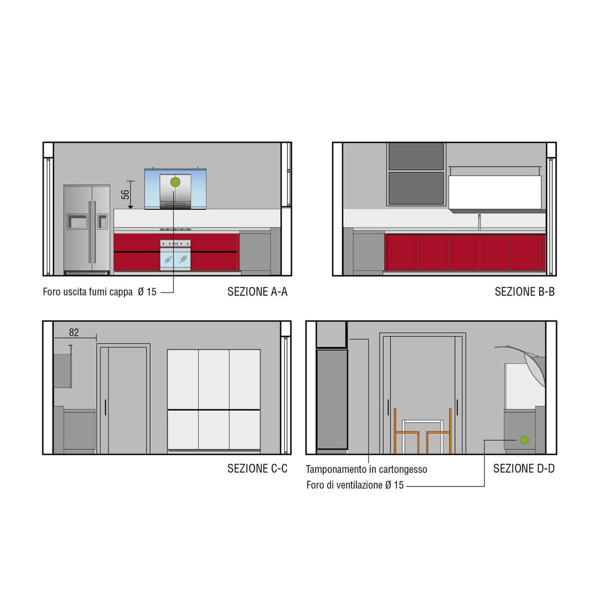 Cucine ad Angolo | Design | Valcucine