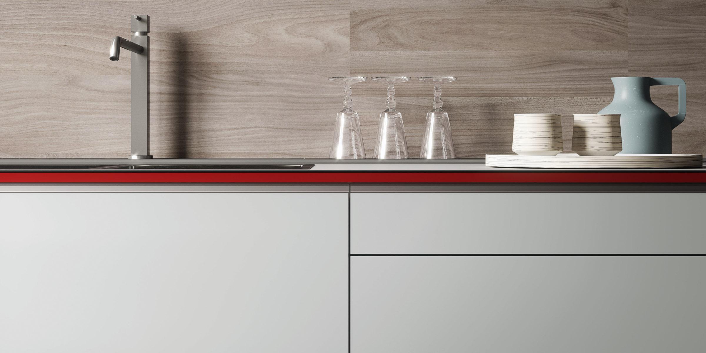 Forma Mentis Kitchen Glass Valcucine