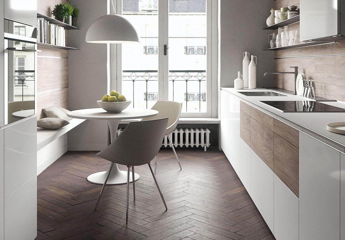 Modern Linear Kitchens Valcucine