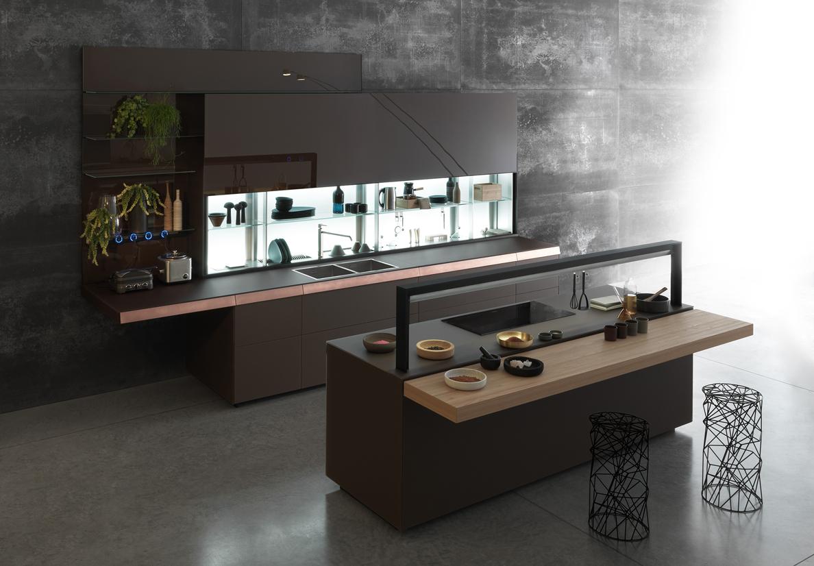 Cucine componibili valcucine - Cucine italiane design ...