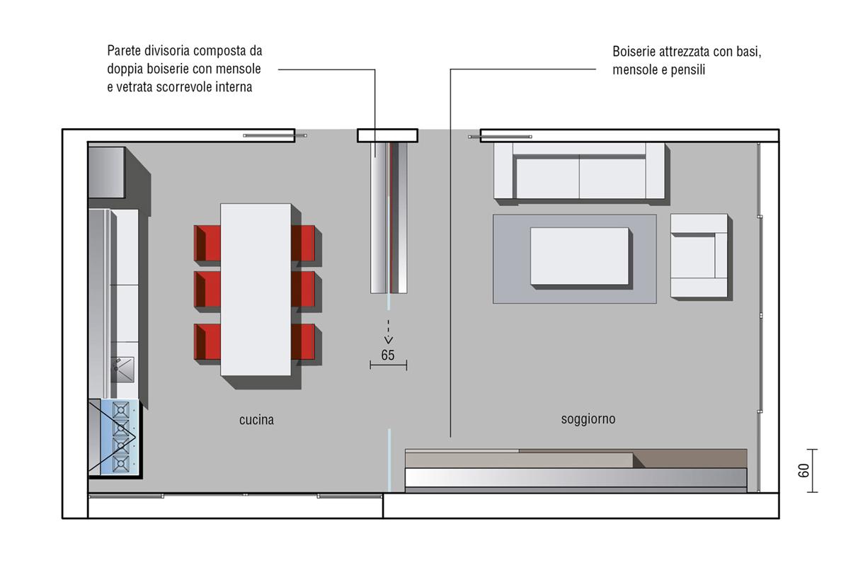 Disegnare cucina 3d gratis free progettare casa da soli for Programma per progettare casa 3d